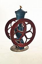 CAST IRON COFFEE MILL.