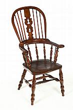 WINDSOR ARMCHAIR.
