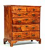 CHIPPENDALE CHEST.
