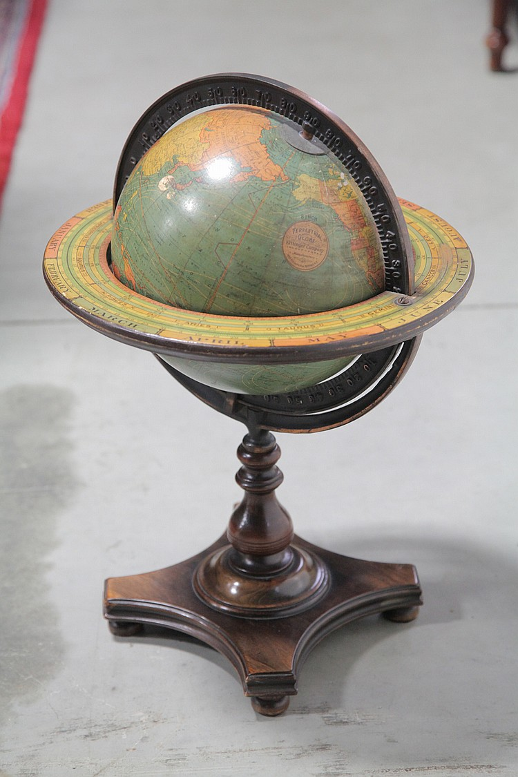 KITTINGER GLOBE.