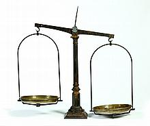 PAIR OF BALANCE SCALES.