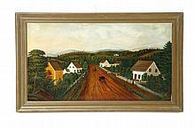 LANDSCAPE (AMERICAN SCHOOL, 2ND HALF-19TH CENTURY).