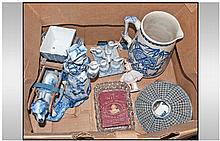 Collective Lot. Comprising of JM & Son Jug, Royal