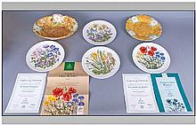 Four Royal Doulton Collectors Plates ''Natures Own
