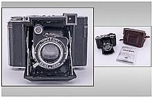 Zeiss Ikonta I High Quality Vintage Roll Film