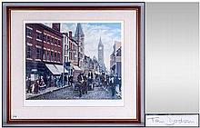 Tom Dodson (1910-1991) Pencil Signed Limited