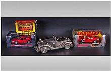 Collection Of Assorted Model Cars, 4 in Total.