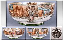 Royal Doulton Dickens Series Ware Bowl, Oliver
