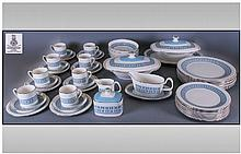 Royal Doulton 55 Piece Part Dinner And Tea