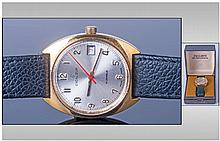 Excalibur Gents Vintage Watch Incabloc, on