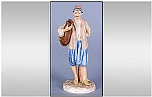 Royal Worcester Hadley Collection Figure, Eastern