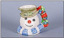 Royal Doulton Xmas Cracker Snowman From The