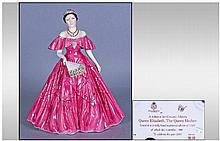 Royal Worcester Limited Edition Figurine. Number