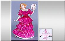 Royal Doulton Figure Of The Year 1994 ''Jennifer''