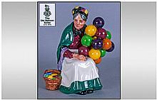 Royal Doulton Figure ''The Old Balloon Seller'' HN