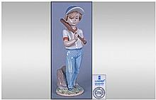 Lladro Collectors Club Figure ''Can I Play'' Model
