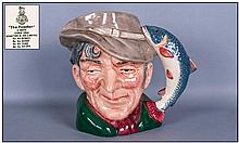 Royal Doulton Character Jug ''The Poacher'' D