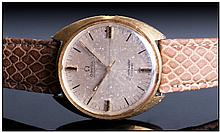 Gents Omega Automatic Wristwatch Seamaster Cosmic,