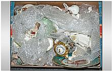 Box of Miscellaneous Ceramics including various