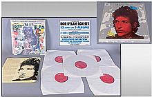 Bob Dylan Box Set Biograph. To include 5 albums,