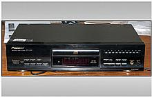 Pioneer PD-207 CD Player.