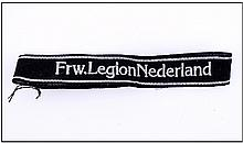SS Arm Band Nederland.