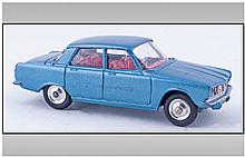 Corgi 252 Rover 2000 Blue Car, perfect condition