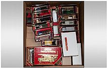 Collection Of Matchbox Limited Edition ''Models Of