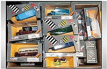 Collection Of 30 Die Cast Models ''Corgi
