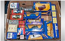 Collection Of Die Cast Corgi Models. Comprising