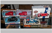 Collection Of Five Matchbox Dinky Cars. Comprising