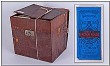 Cased Set of Bartholemew's Reduced Survey Maps of