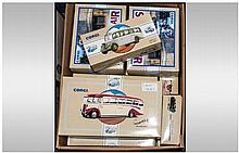 Collection Of 21 Die Cast ''Classic Commercials