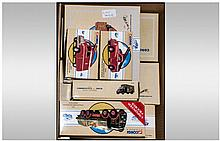 Collection Of 20 Die Cast ''Classic Commercials