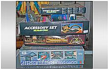 Collection of Boxed Games and Toys comprising