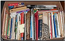 Quantity Of Paperback Books - Various Subjects