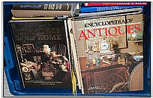 Quantity Of Antique Guides (3 Boxes) Including