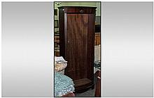 Mahogany Style Reproduction Bookcase. 73'' high,