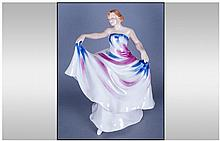 Royal Doulton Figure 'Liberty' HN 3201,  Modelled