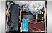 Box Of Cameras & Equipment Including Eumig Mark 50