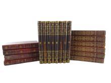18 Leatherbound Volumes