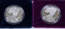 American Eagle 1oz. silver proof