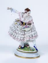 Lady figurine- 11