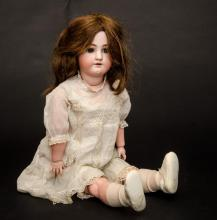Simon & Halbig doll, German by