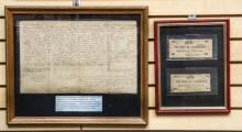 SC Horry history document involving sale