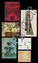 A Group of Six Works by Various Artists,