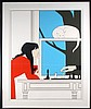 Will R. Barnet (1911-2012) Seventh Season, Serigraph,