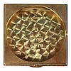 A 14kt. Yellow Gold Longines Wrist Watch, 20th Century,