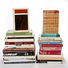 A Collection of Thirty-Four Books Pertaining to Photography, Architecture and Design, 20th Century.