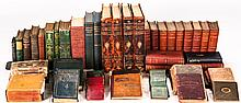 A Miscellaneous Collection of Decoratively Bound Books by Various Authors, 19th/20th Century.